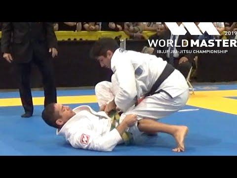 Eduardo Cunha VS Denis Batista / World Master 2019