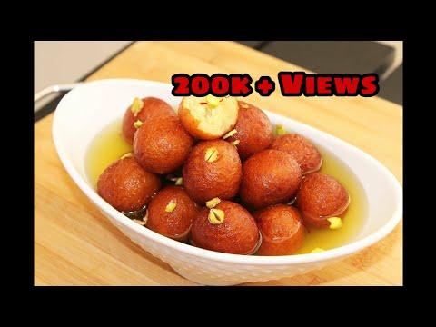 ബേക്കറികളിൽ കിട്ടുന്ന അതെ ടേസ്റ്റിൽ ഗുലാബ് ജാമുൻ ||Perfect gulab jamun recipe in malayalam