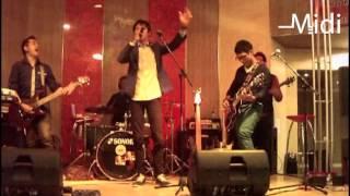 Midi feat ady talasa - Andai aku bisa (cover) Chrisye
