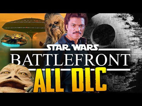 Star Wars Battlefront News | ALL DLC & FREE CONTENT FOR 2016 CONFIRMED (+ Patch Info)