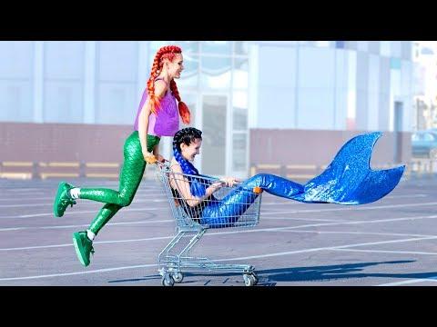 12 Ideas De Estilo De Vida De Sirena Buena vs Sirena Mala