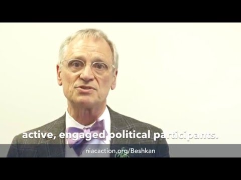 2016 Beshkan the Vote: Support From Congressman Earl Blumenauer