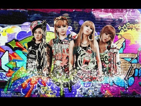 """2NE1 with Dj Snake & Lil Jon - Turn Down For What (Remix) """"Breakdown For What?!"""" ACTUAL VIDEO."""