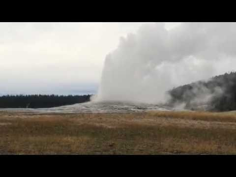 Geysers and Hot springs of Yellowstone