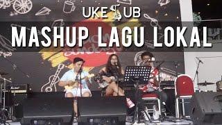 Video Mashup Lagu Lokal - Ukulele Performance by UKESUB download MP3, 3GP, MP4, WEBM, AVI, FLV Juli 2018