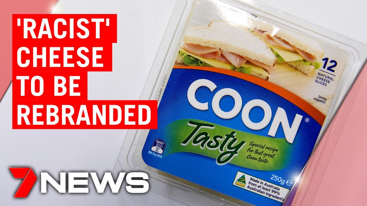 Iconic Australian cheese brand 'Coon' to be re-named | 7NEWS – 7NEWS Australia
