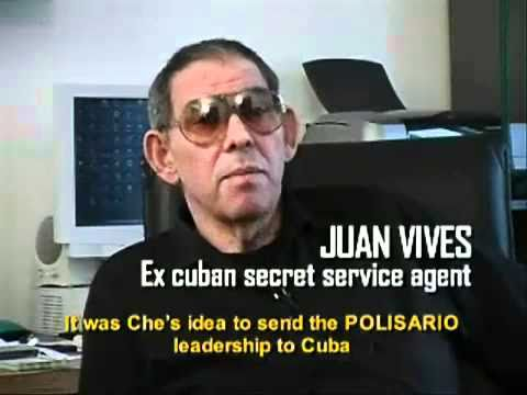 saadani maoulainine   Cuba & The Polisario Front  Partners in Crime Part I