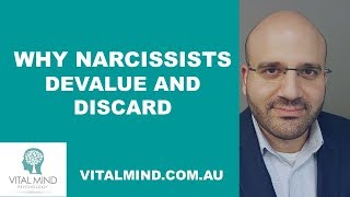 Why Narcissists Devalue And Discard