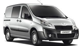 Peugeot Expert II рестайлинг 2012 фургон