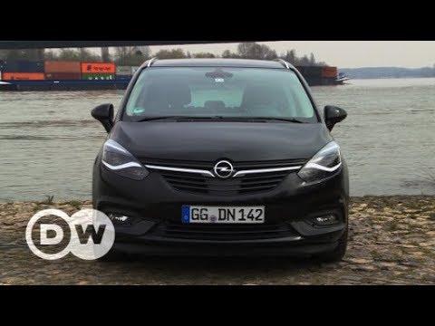 Der Familienvan Opel