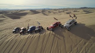 DJI Inspire 1 / Extreme Desert Machines
