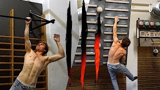 Complete Climbing Workout Without Shoes !