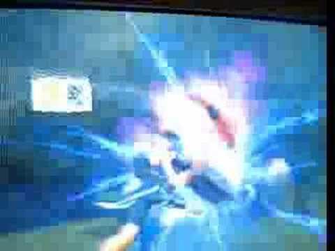 Haruno Sakura vs Curse Seal LV2 Jiroubou