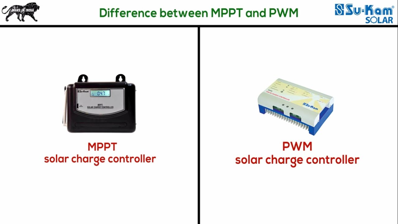 Mppt Solar Charge Controller What Is It And How Does Work In A Voltage Regulator Charger Circuit Hd Walls Find Wallpapers Powered System Youtube
