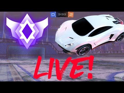 ROCKET LEAGUE - WE HIT CHAMPION!!! (sub games + More)