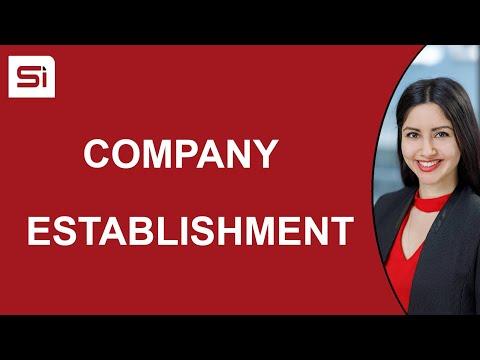 Company Establishment in Slovakia: Process & Basic Rules