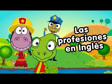 Profesiones en inglés cantando canciones infantiles