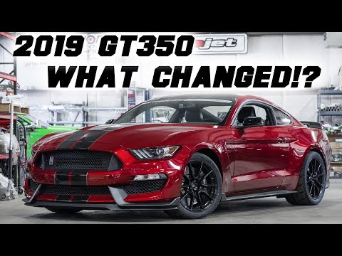 The Gen 2 Voodoo Is Here! What Has Changed For The 2019 GT350?