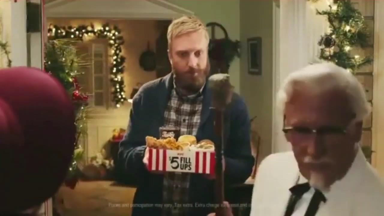 KFC Christmas Commercial #2 (2018) - YouTube