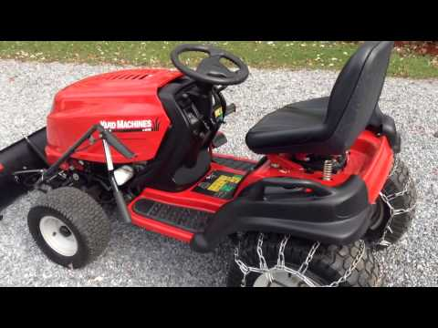 How To Change Your Riding Mower S Deck Belt On Your Mtd