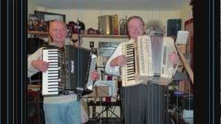 Volksmusik - Potpourri - German folk music potpourri - Akkordeon-Duo - Solo - Steirische