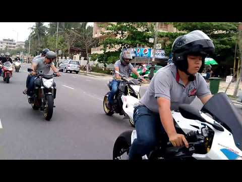 Đại hội mô tô đà nẵng