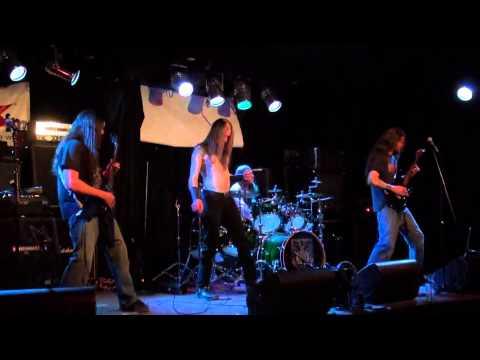 Horde Of Draugar live at Herman's Hideaway in Denver - 1