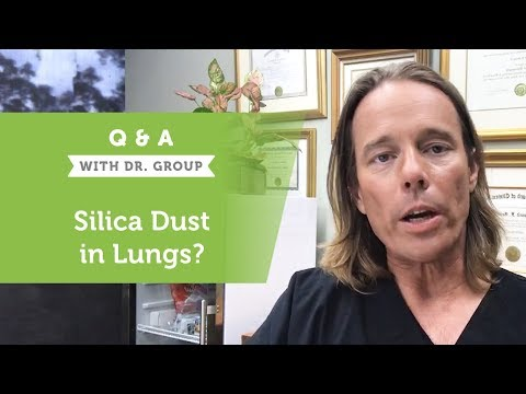 Cleanse Your Lungs from Silica Dust