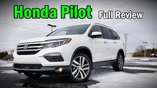 2018 Honda Pilot: FULL REVIEW | Elite, Touring, EX-L, EX & LX