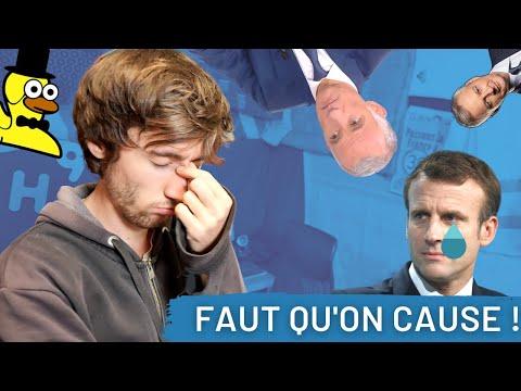 Faut-il en finir avec Macron ? ( Analyse du 20h )