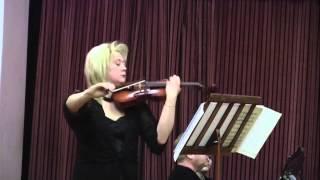 P. Locatelli Sonata for Violin and Piano Op.6 No.7