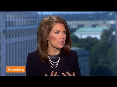 U.S. Representative Michele Bachmann on Islamic State, the 2016 Race and Speaker John Boehner