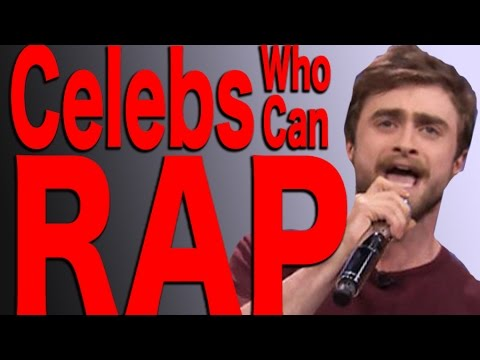 13 Celebs Who Can Rap Their Faces Off!