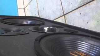 Ultravox 350 Rms + Banda Voxer 360 Rms