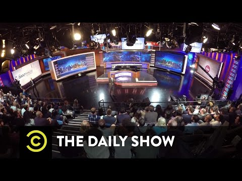 "New Theme Song - ""Dog On Fire"": The Daily Show"
