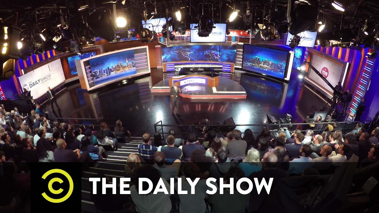 New Theme Song - 'Dog On Fire': The Daily Show