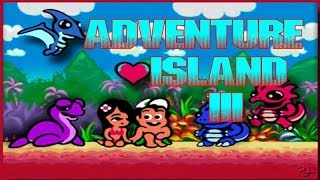Hudson_s Adventure Island III - RUS Прохождение ч.1