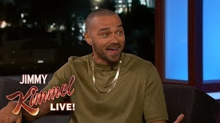 Jesse Williams Reveals Terrifying Night at Sea