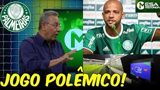 """""""O VAR já FRACASSOU na América do Sul"""", comenta Flávio Prado   Palmeiras 2 x 2 Bahia (11/08/19)"""