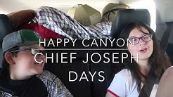 EPIC FUN! Chief Joseph Days - Vlog #15