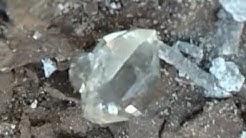 Mining Herkimer 'Diamonds'