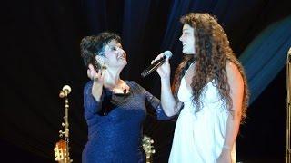 """Les uns contre les autres"" (Starmania) - Maurane & Tatiana Santini @U Casone"