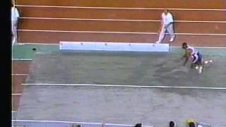 シュトゥットガルト世界陸上_男子三段跳び決勝