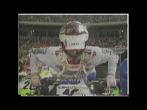 1990 Anaheim Supercross Qualifying