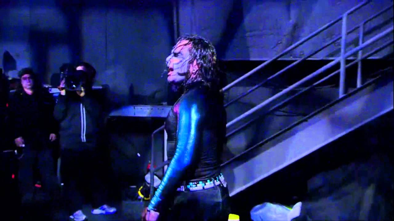 Jeff Hardy Swanton From The Heavens