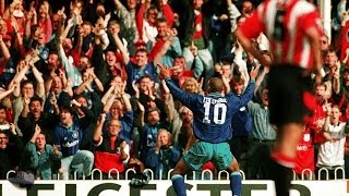 Top 10: Stan Collymore goals for Nottingham Forest