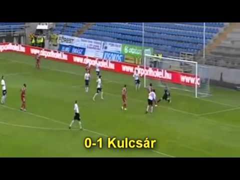 DVSC 2011-2012 Adamo coulibaly number 39 All goals of DVSC .mp4