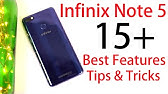How to Customize the Display, Font, Icons, Texts on Infinix