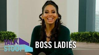 Boss Ladies featuring Tyra Banks, Christina Milian and Natalya Neidhart | Full Episode | Talk Stoop