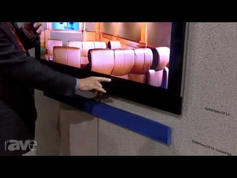CEDIA 2013: TRIAD Speakers Shows Nano On-Wall Sound Bar